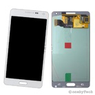 Дисплей в сборе с тачскрином Samsung Galaxy A5 SM-A500F + frame (белый) ОРИГИНАЛ