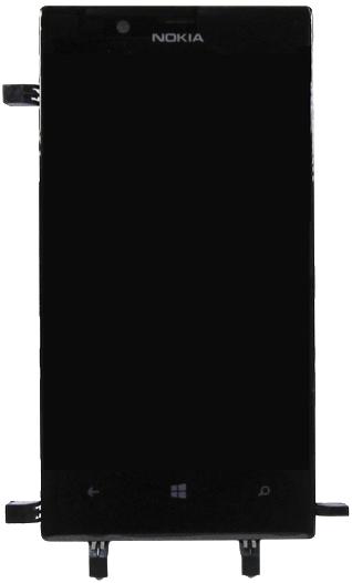Дисплей с тачскрином для Nokia 720 Lumia