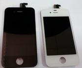 Дисплей + тачскрин для iPhone 4G с рамкой крепления (белый / черный) 100% ОРИГИНАЛ