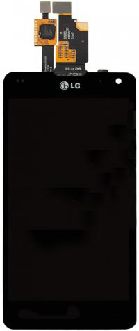 Дисплей с тачскрином для LG E975 Optimus G