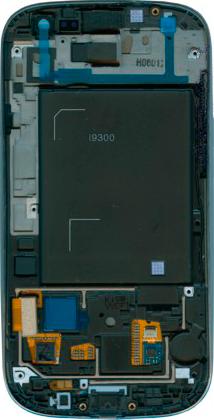Дисплей для Samsung Galaxy S3 i9300 с тачскрином (оригинал)