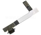 Шлейф для iPad Air с разъемом зарядки (белый)