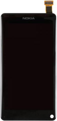 Дисплей для Nokia N9 с тачскрином