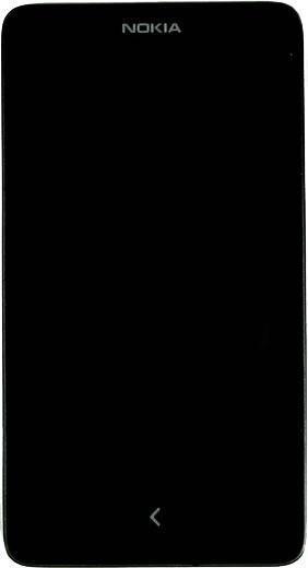 Дисплей + тачскрин для Nokia X (RM-980)