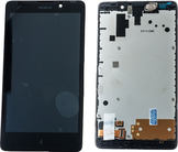 Дисплей + тачскрин для Nokia XL (RM-1030)