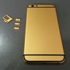 Корпус iPhone 6s Plus (золото)