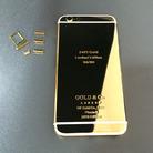 Корпус iPhone 6 (золото) под 6s