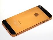 Корпус iPhone 5 (Золото)