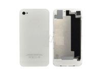 Задняя крышка для iPhone 4S (белый)