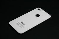 Задняя крышка для iPhone 4 (белый)