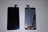 Дисплей в сборе с тачскрином Alcatel OT6012x  Idol mini (черный) original