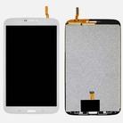 Дисплей в сборе с тачскрином Samsung TAB T311 Galaxy Tab 3 (белый)