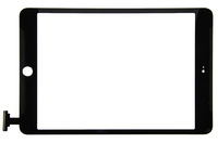 Тачскрин iPad Mini/mini 2 (черный) в сборе