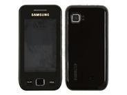 Корпус Samsung Wave 525 S5250 (черный)