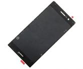 Дисплей в сборе с тачскрином Huawei Ascend P7 (черный) original