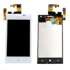 Дисплей в сборе с тачскрином Huawei Ascend W1 (белый)