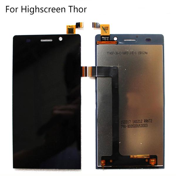 Дисплей для Highscreen Thor с тачскрином
