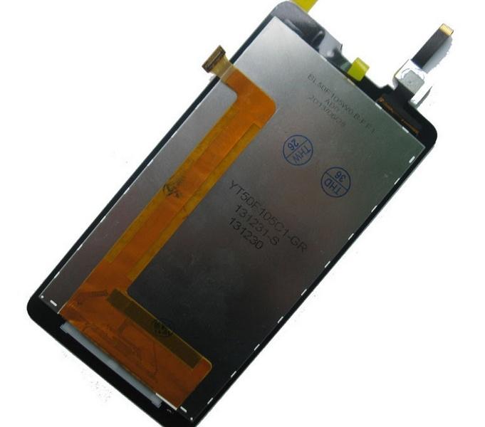Дисплей для Lenovo P780 с тачскрином (оригинал)