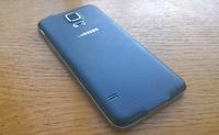 Задняя панель Samsung G900F Galaxy S5 (синий)