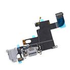 Шлейф для iPhone 6 Plus разъем зарядки (Серый)