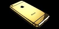 Корпус iPhone 5 (золото) под 6
