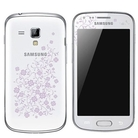 Корпус Samsung Galaxy S Duos S7562 (белый La Fluer)