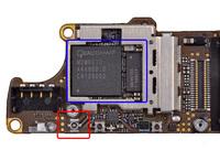 Контроллер звука U19 (CS35L19B-CWZR сер) для iPhone 5