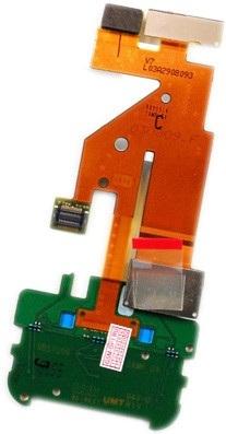 Шлейф для Nokia 5610 с мембраной и камерой (оригинал)