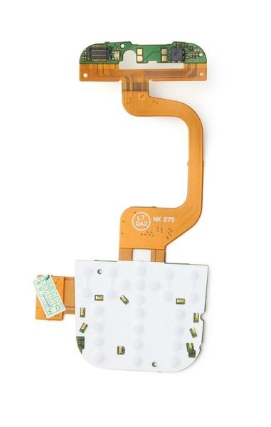 Шлейф для Nokia E75 с мембраной