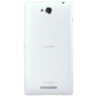 Корпус Sony Xperia C (C2305) (белый)