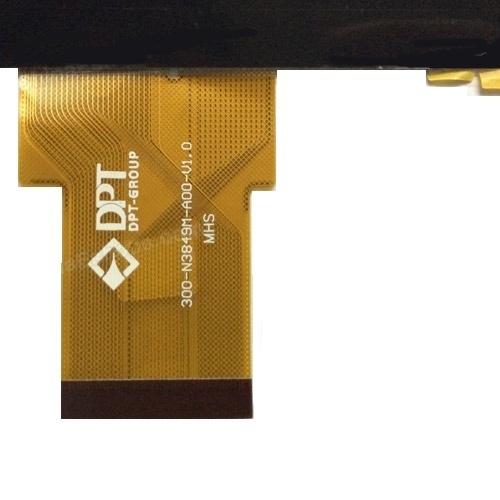 Тачскрин для Reellex Tab-97b-02